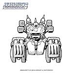 Armarauders - Toy Line and Comic Launch!-lr-centaurian-command_chiron-01_alt-mode_front.jpg