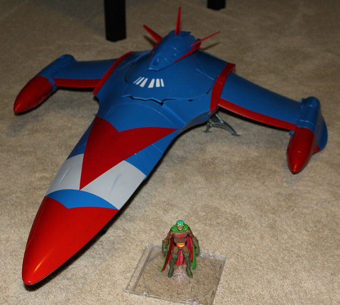 G Force Cartoon Characters Names : Phoenix sosai battle of the planets toy discussion