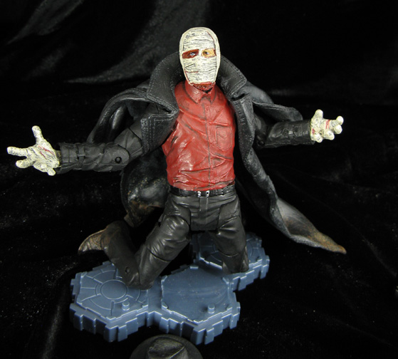 "Custom Solomon Grundy 9"" BAF Scale Figure"