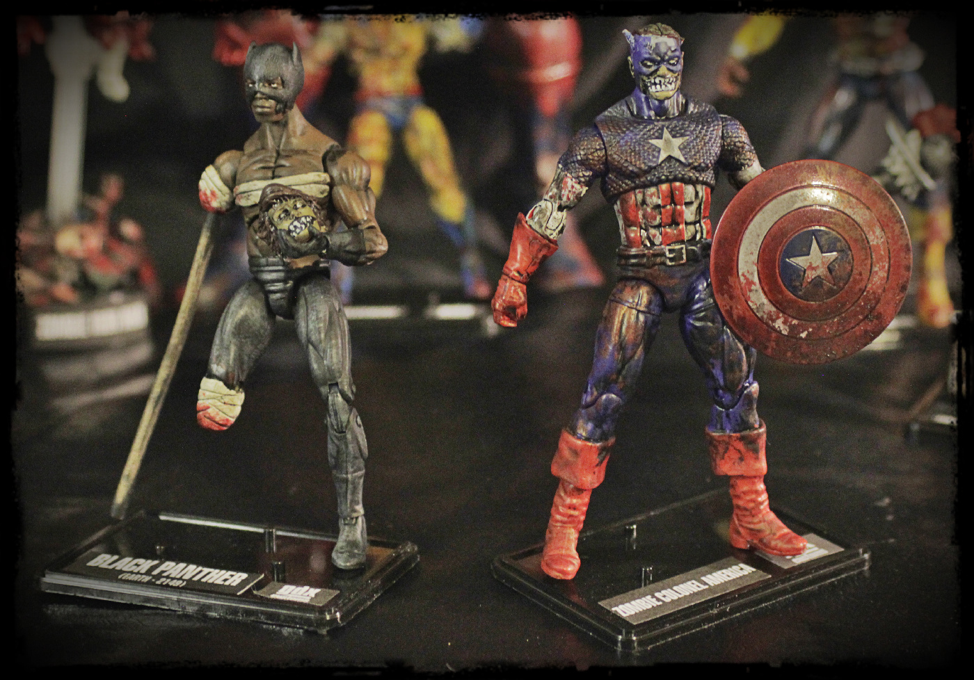 Marvel Legends Zombies Marvel Zombies Featuring