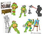 TMNT Contest Entries Only-turtles.jpg