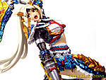 Jinohga Armor Hunter Pre-Painted Kit-jinohga-armor-hunter-010.jpg