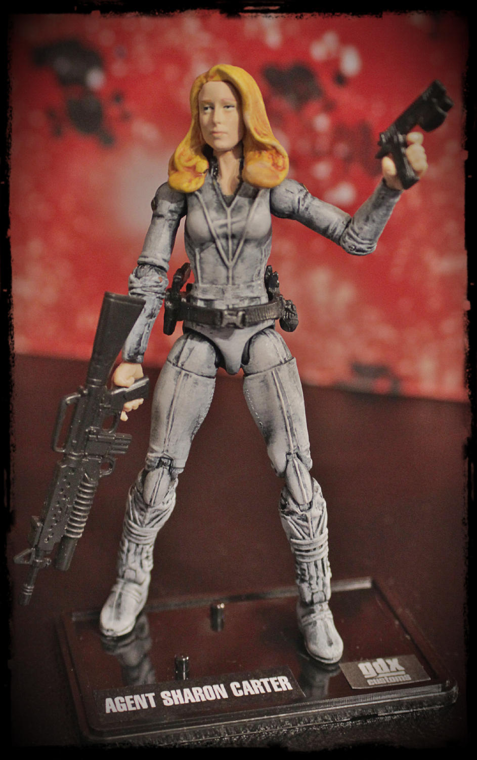 Agent Carter Toys : Mandroid with agent sharon carter toy discussion at