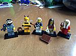 Lego mini figure lots great prices!-image.jpg