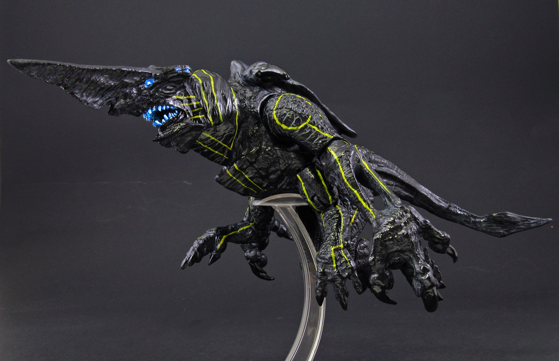 Pacific Rim Knifehead Kaiju full articulation - Toy ... Pacific Rim Kaiju Knifehead