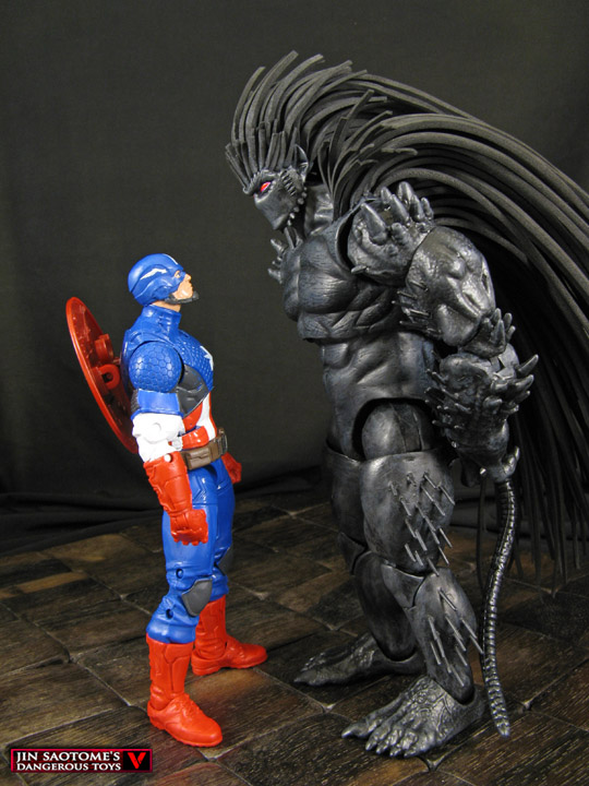 Marvel Legends Blackheart Marvel Legends Blackheart