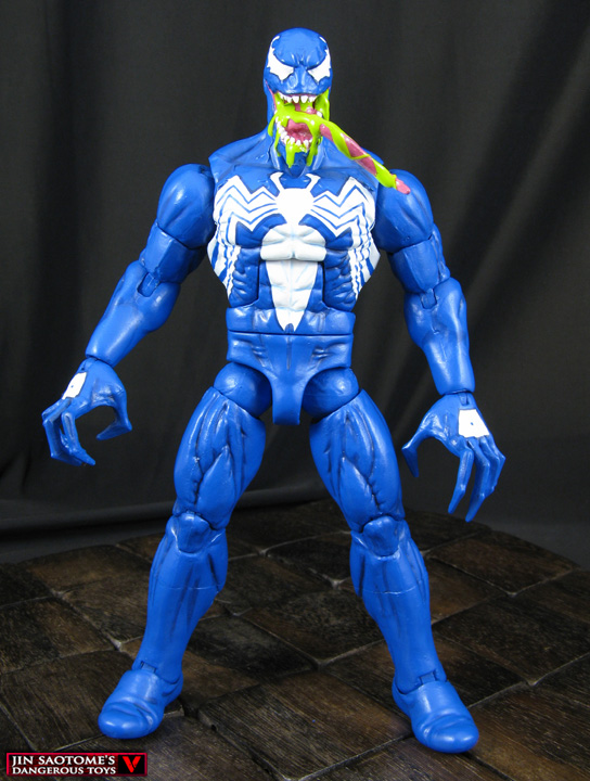 Marvel vs Capcom 2 Venom Marvel Legends figure - Toy ...