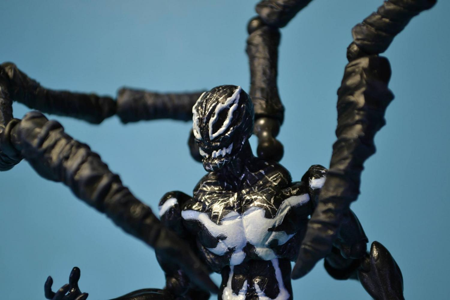 custom superior venom toy discussion at toyarkcom