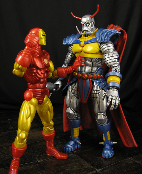 6 Quot Scale Death S Head Marvel Legends Custom Figure Toy