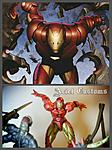 Custom Extremis Armor Iron Man 2.0 (4 inch)-photogrid_1428080030425_wm.jpg