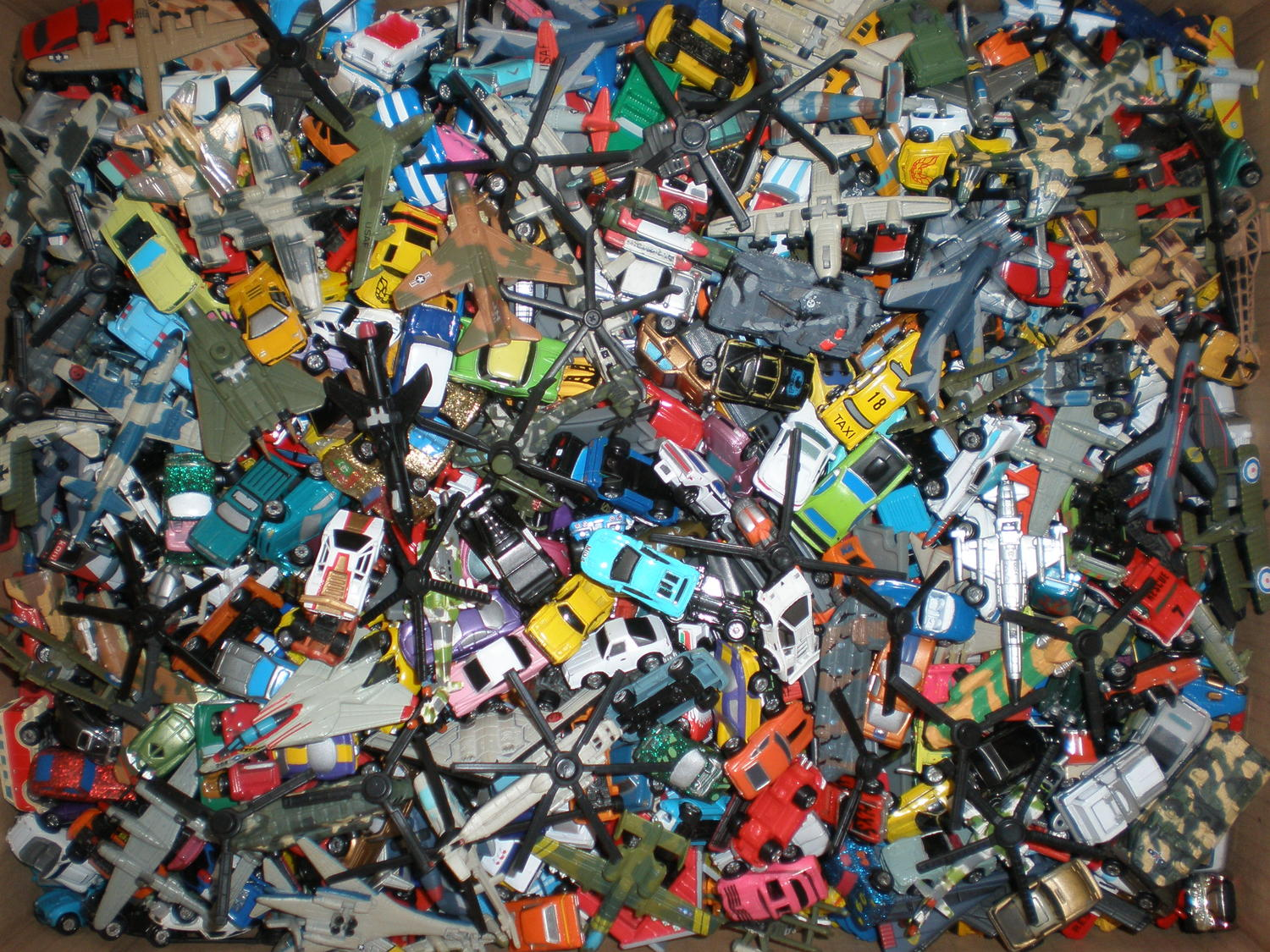 Galoob Toys Collection Micro Machines Page 2 Toy Discussion At