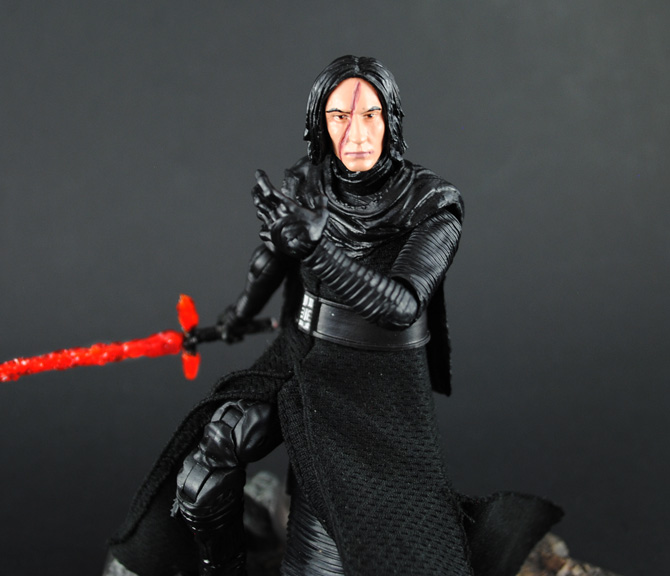 """Star Wars The Black Series HEAD FOR 6/"""" ACTION FIGURE"""