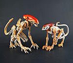 Kenner style NECA scale Panther Alien-pantheralien-006.jpg