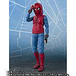 SH Figuarts Spider-Man (Homemade Suit Ver.) + Iron Man Mark 47-3.jpg