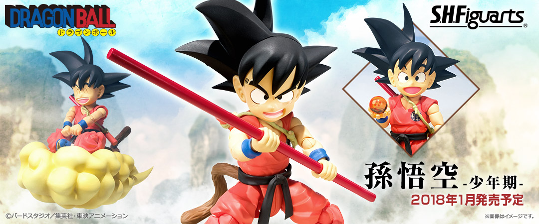 Image result for kid goku sh figuarts