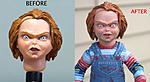 "Custom head for Neca's ""Ultimate Chucky"" figure-chucky-1.jpg"