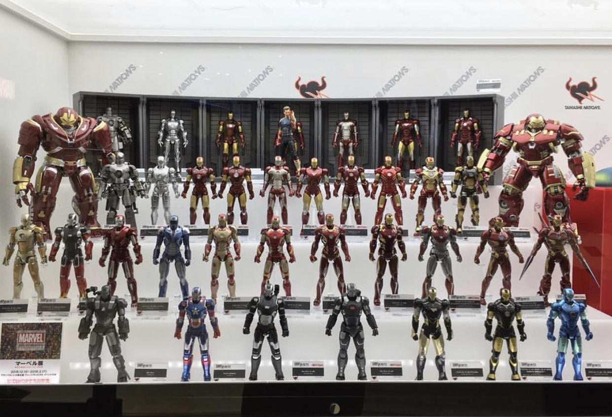 S.H.Figuarts Captain Marvel & More from Tokyo Comic Con-3e7db15e-826f-4192-b9ca-8b7c7fda65c7.jpg