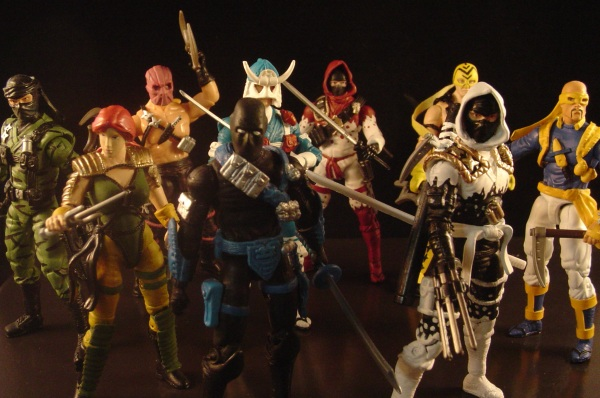 GI JOE Ninja Force - Toy Discussion at Toyark com
