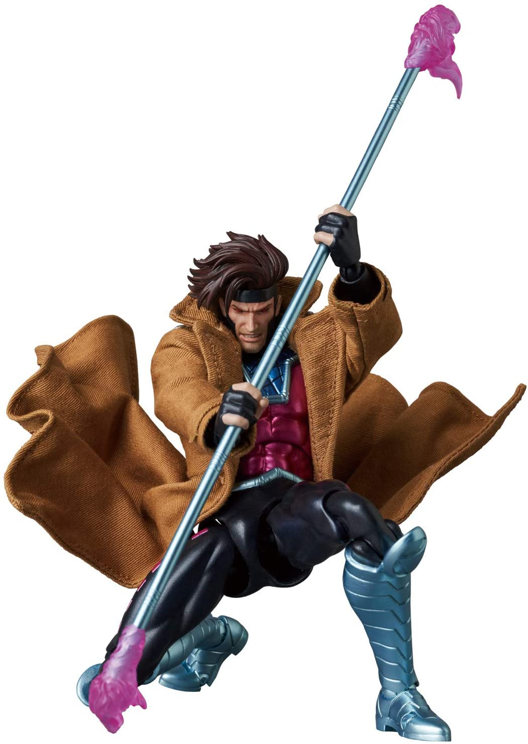 MAFEX Captain America and Gambit Previews-10.jpg