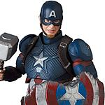 MAFEX Captain America and Gambit Previews-23.jpg
