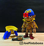 Custom designed and 3D printed a Geno action figure!-1.jpg