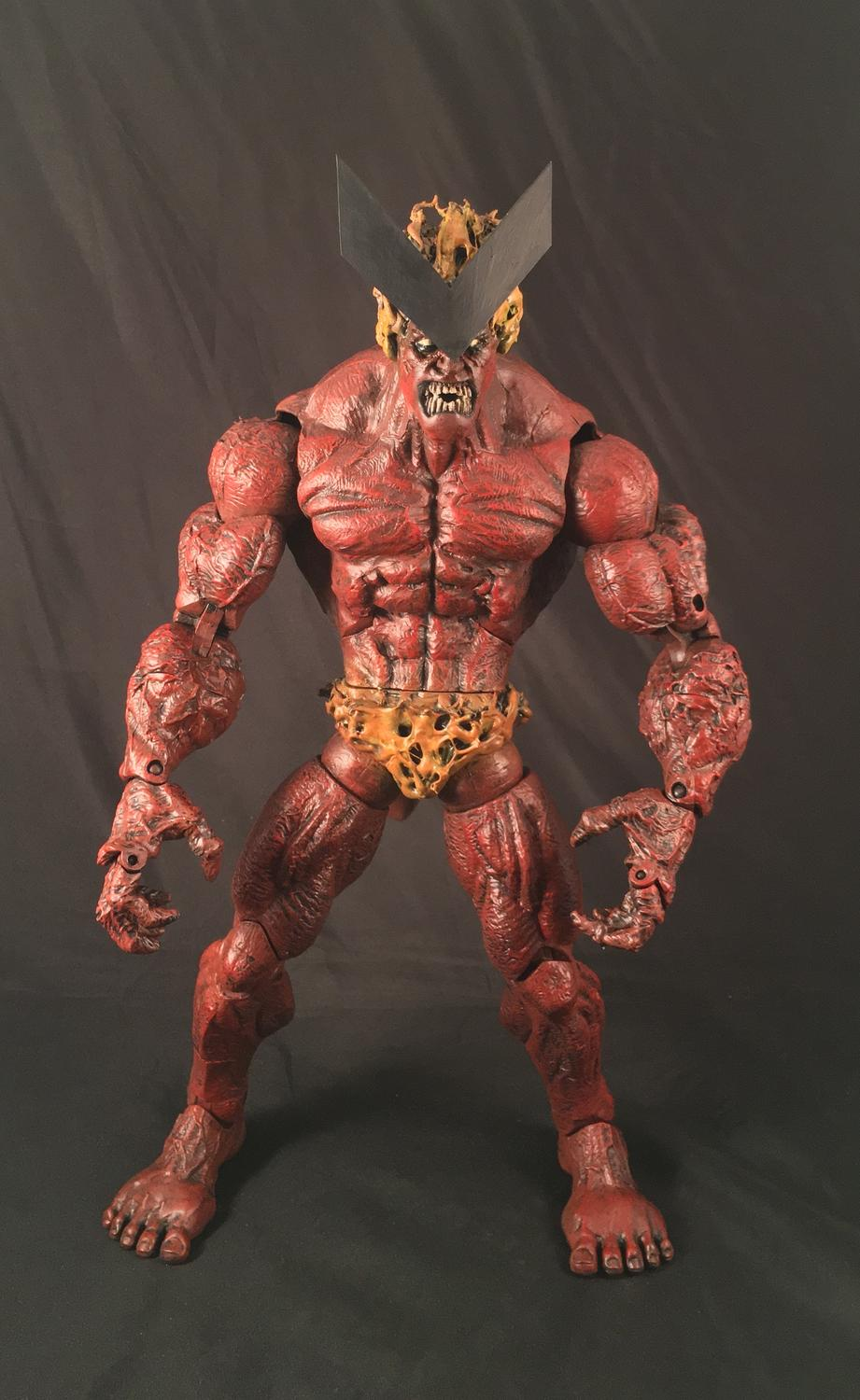 Marvel Legends Surtur Toy Discussion At Circuit Breaker By Bad Moon Toyarkcom Img 8674