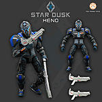 Star Dusk - 6 inch Action Figure line for army-building-xeno-kickstarter-image.jpg